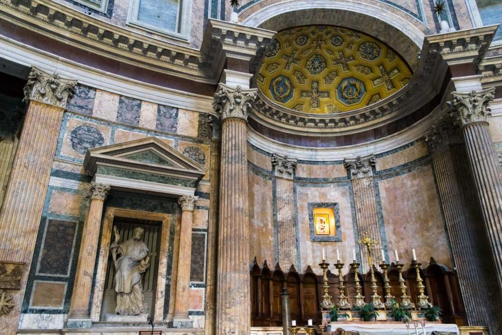2 Days in Rome Itinerary: Pantheon
