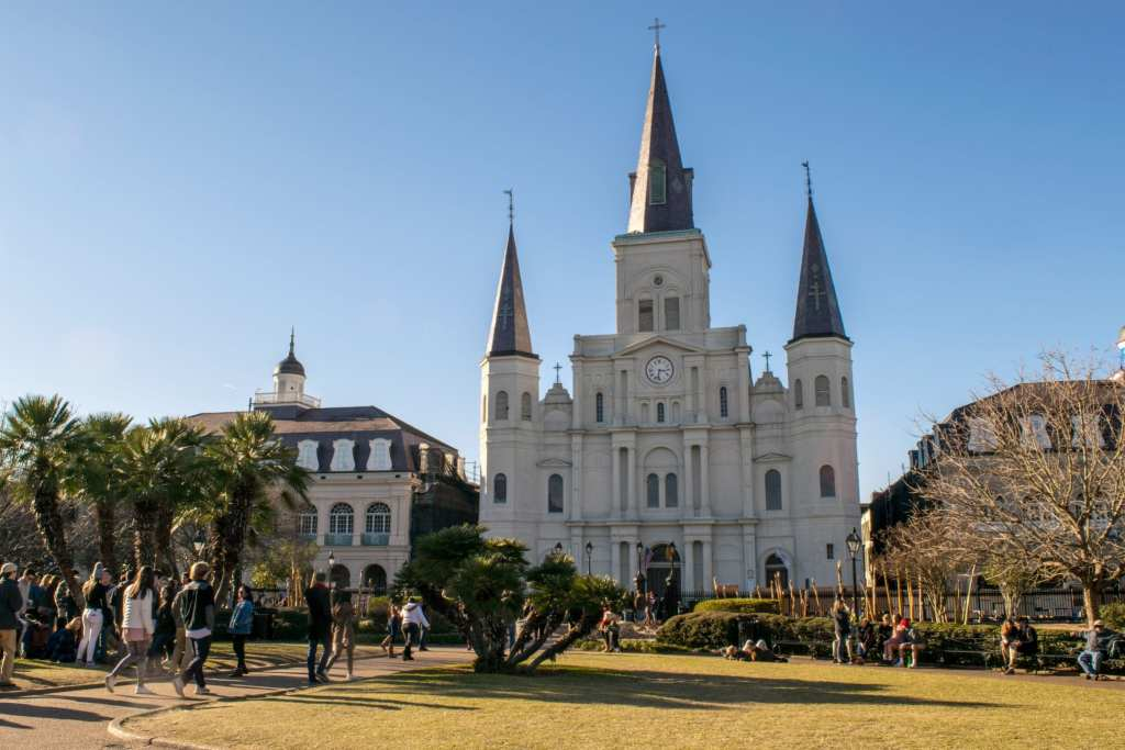 3 Days in New Orleans Itinerary: St Louis Cathedral