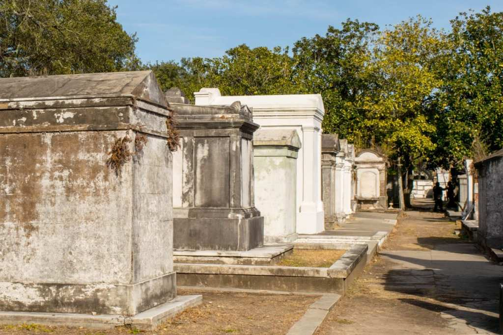 3 Days in New Orleans Itinerary: Lafayette Cemetery No. 1
