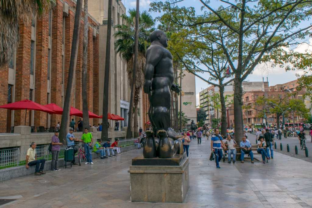 What to Pack for Colombia: Streets of Medellin