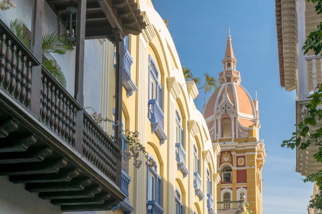 Packing List for Colombia: Cartagena Old Town