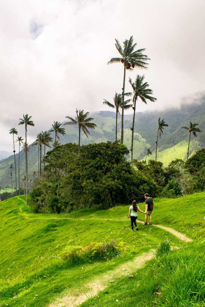 Colombia Packing List: Cocora Valley Travel Couple, Colombia