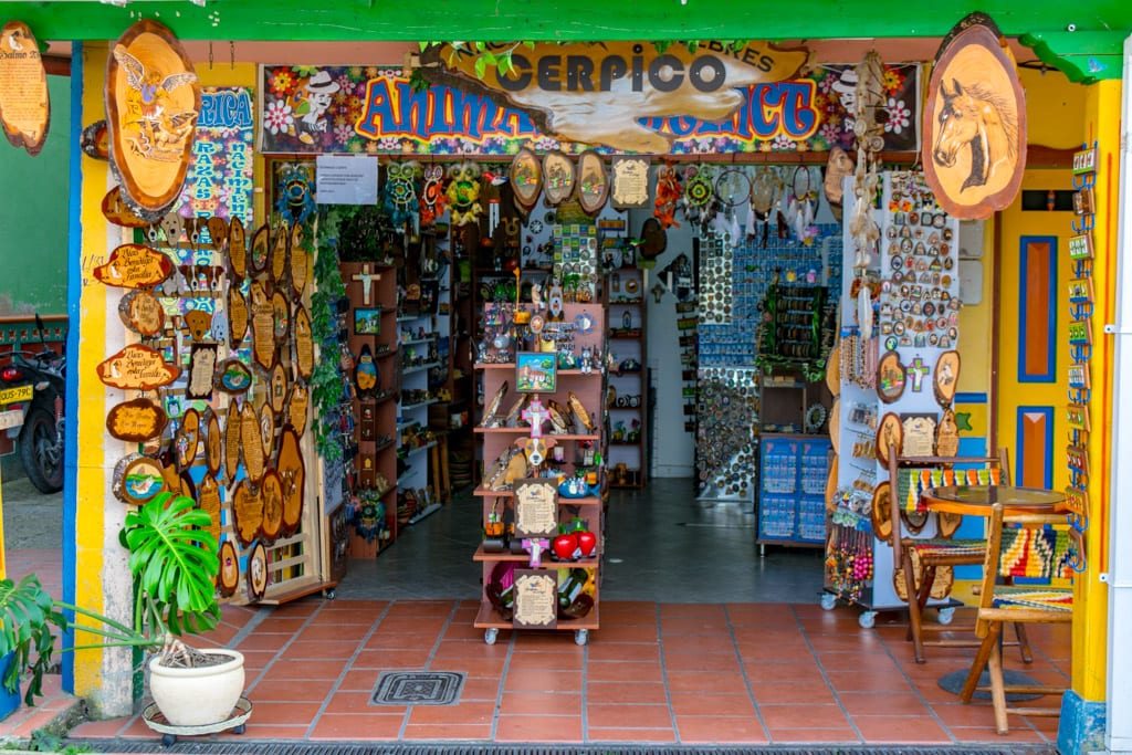 The Best Things to Do in Guatape: Shop in Town