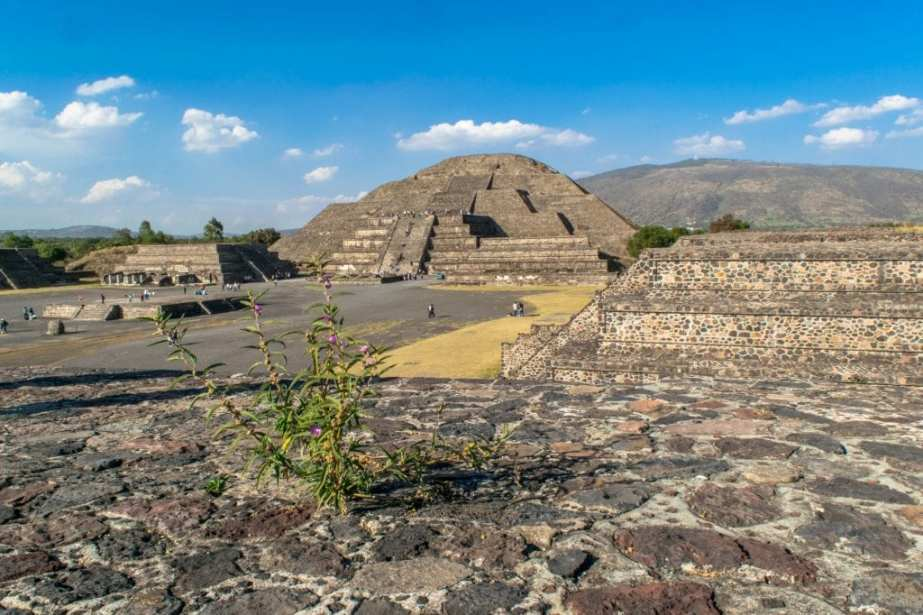 2 Weeks in Mexico Itinerary: Teotihuacan