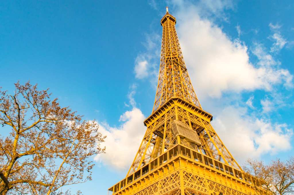 What to See in Paris in 3 Days: Eiffel Tower