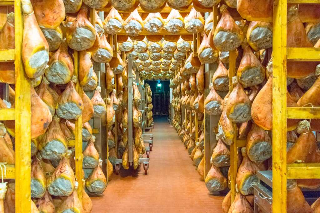 Things to Do in Bologna: Parma Ham Factory