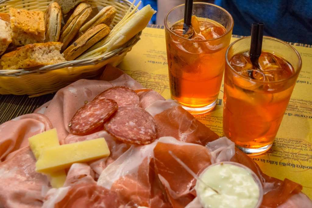 One Day in Bologna Itinerary: Cured Meat