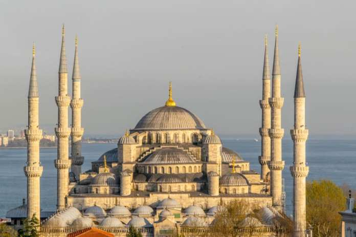 Image result for the blue mosque istanbul