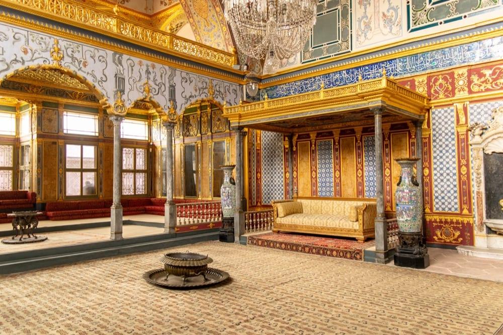 2 Days in Istanbul: Insider Harem at Topkapi Palace