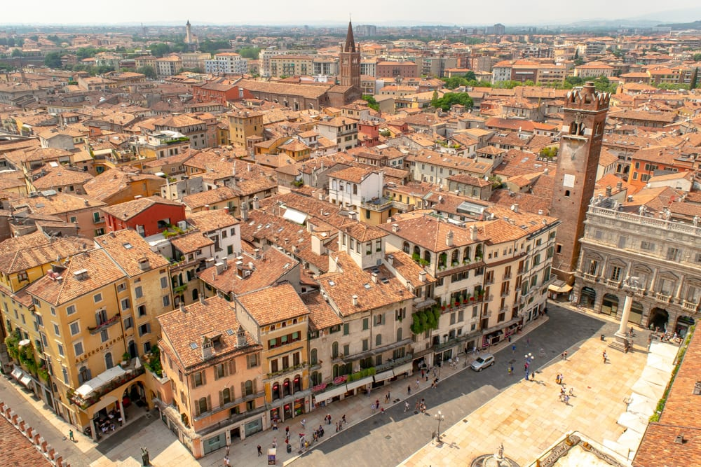 Best Things to Do in Verona: Piazza delle Erbe