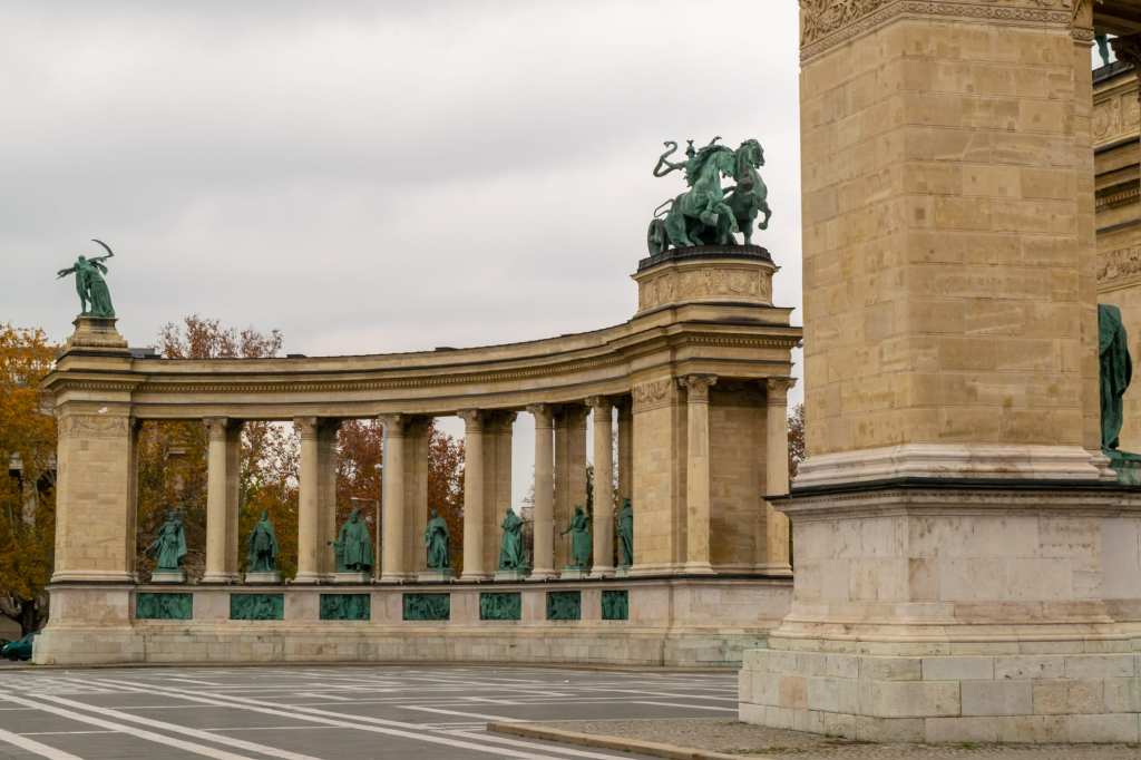 Best Things to Do in Budapest: Heroes Square