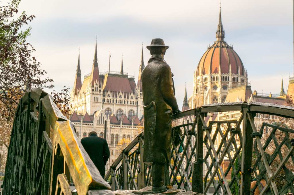 Best Things to Do in Budapest: Imre Nagy Statue