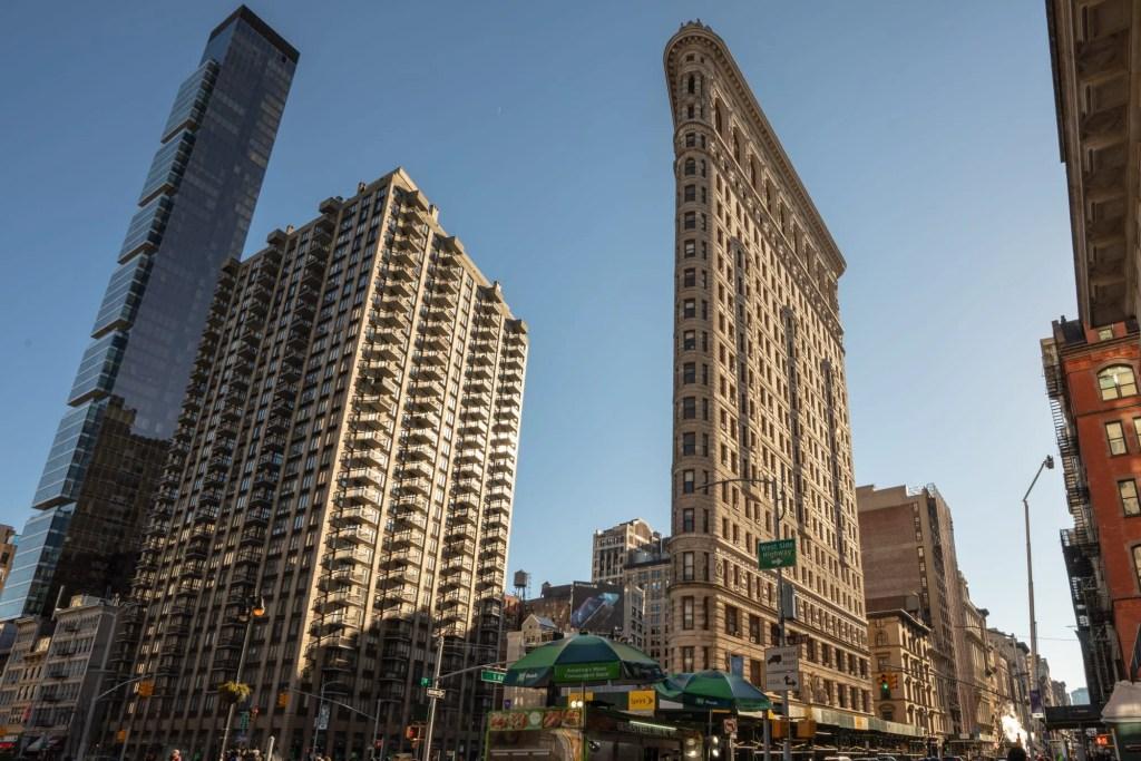4 Day New York Itinerary: Flatiron Building
