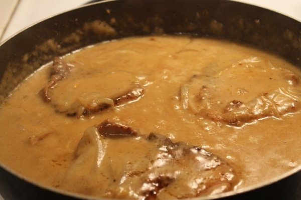 Smothered Steak And Gravy Our Families Recipes