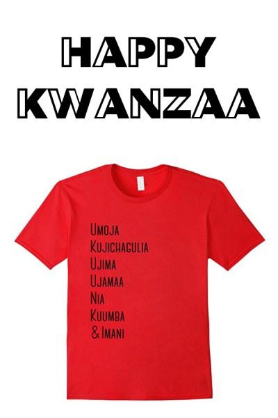 2017 Kwanzaa shirts
