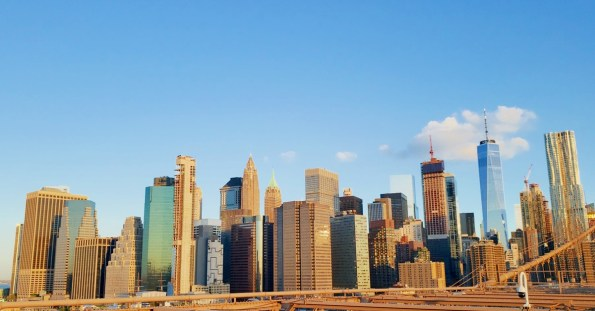 NYC-skyline-at-first-sunlight