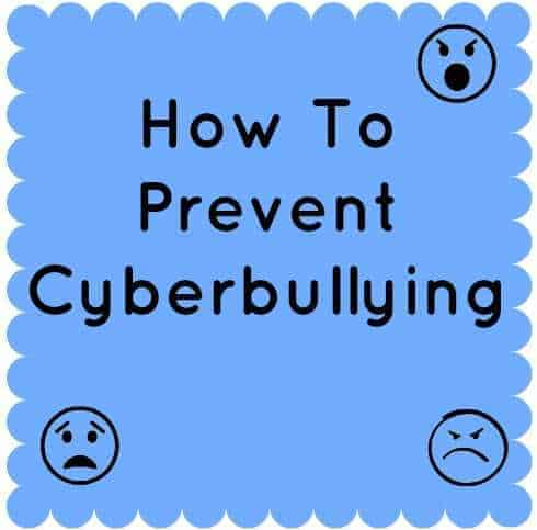 How to Prevent Cyberbullying  Our Family World