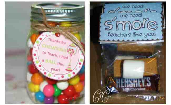 7 Great Diy Teacher Gifts Ideas Our Family World