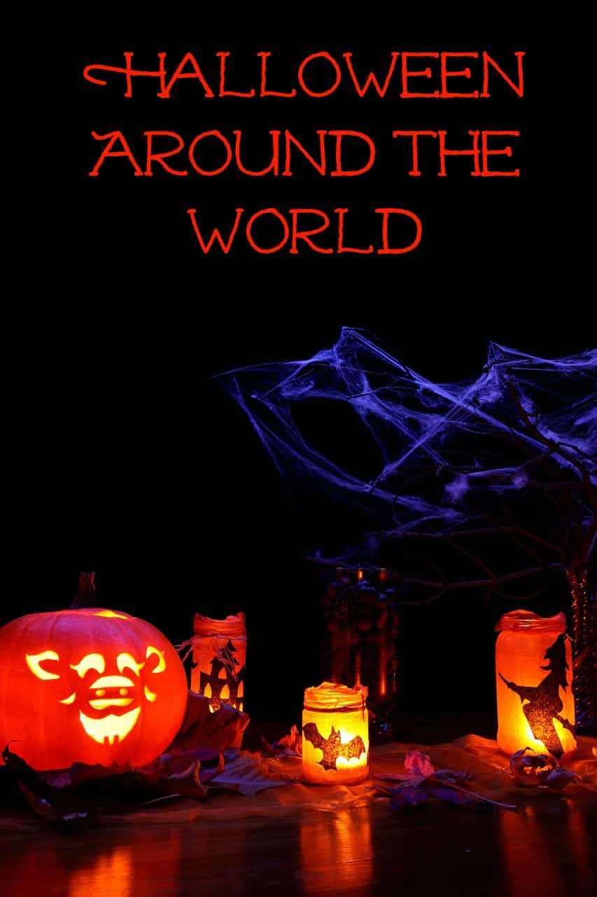 How Halloween Is Celebrated Around The World