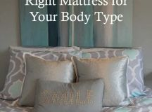 How to Choose the Right Mattress for Your Body