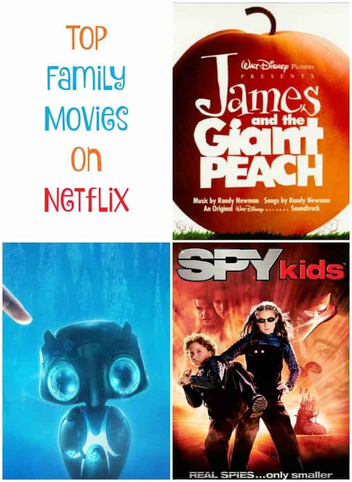 Good family movies to watch on netflix for Watch a good movie