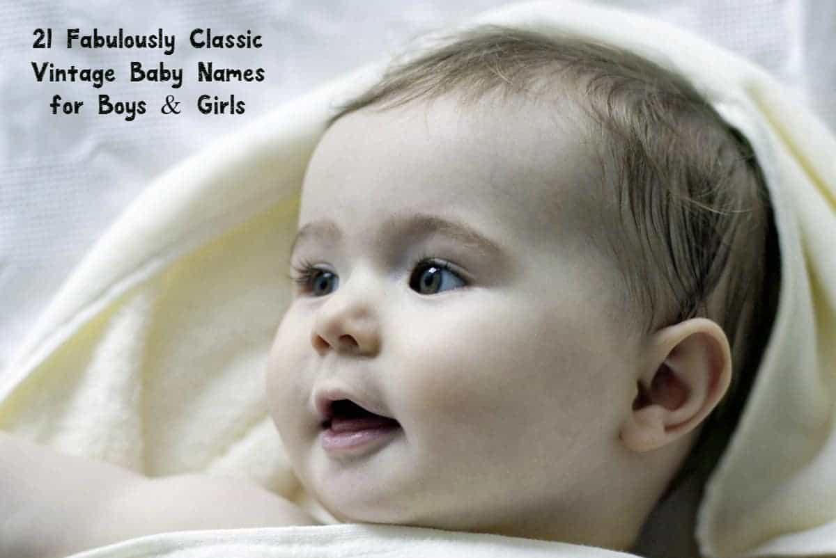 Unique Baby Girl Names
