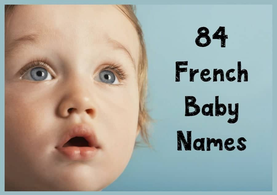 French Baby Names Boys