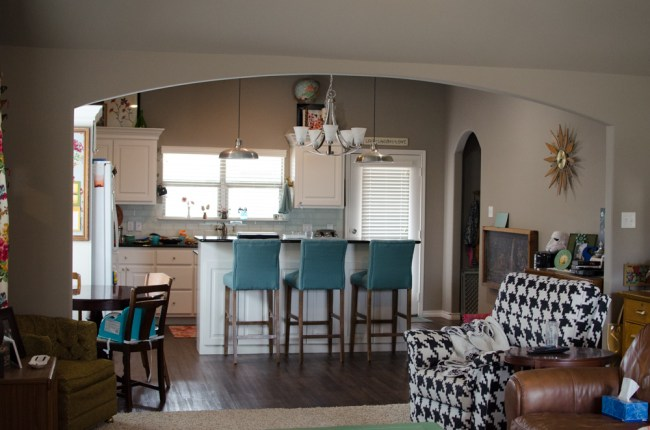Design dilemma: another kitchen lighting question our fifth house