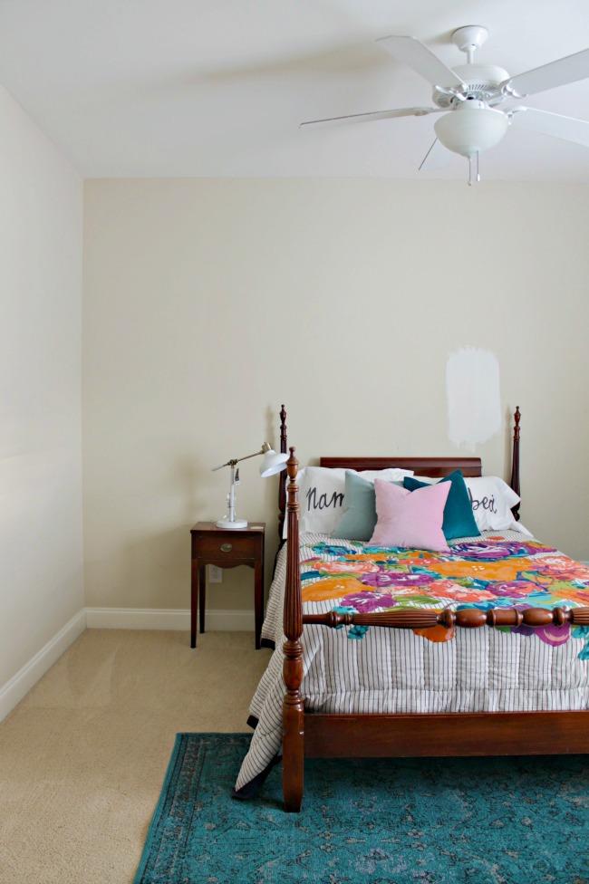 Room Design Program: Girl's Bedroom Design Plans
