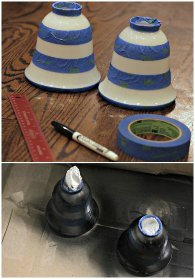diy schoolhouse style light fixtures