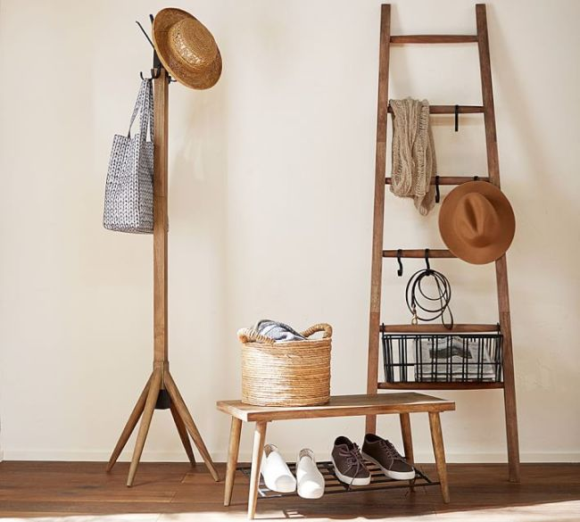 Leaning Ladders In Home Decor Our Fifth House