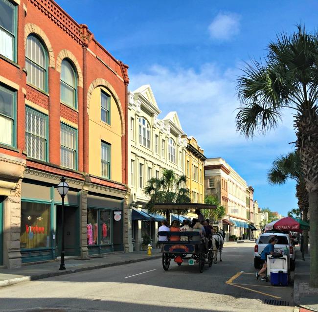 King St Charleston Sc: New Shop On King St.