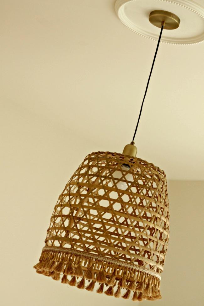 Diy basket pendant light our fifth house diy pendant light aloadofball Choice Image