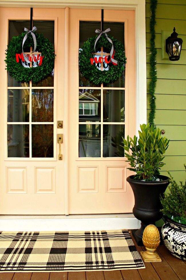 Christmas Exterior Decor