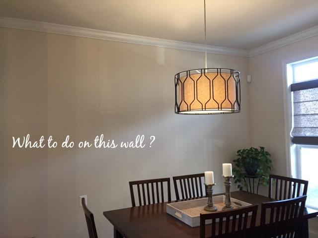 design dilemma - blank dining room