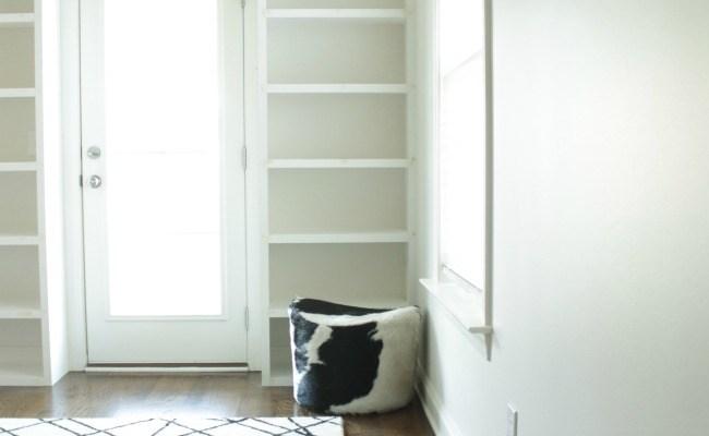Office Nook – Before, Progress & Plans