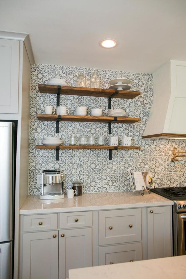 Design Dilemma - How to Choose a Kitchen BackSplash - Our Fifth House