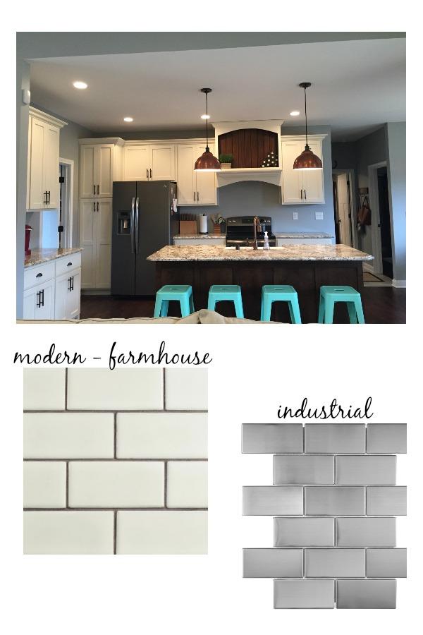 Design Dilemma – How to Choose a Kitchen BackSplash