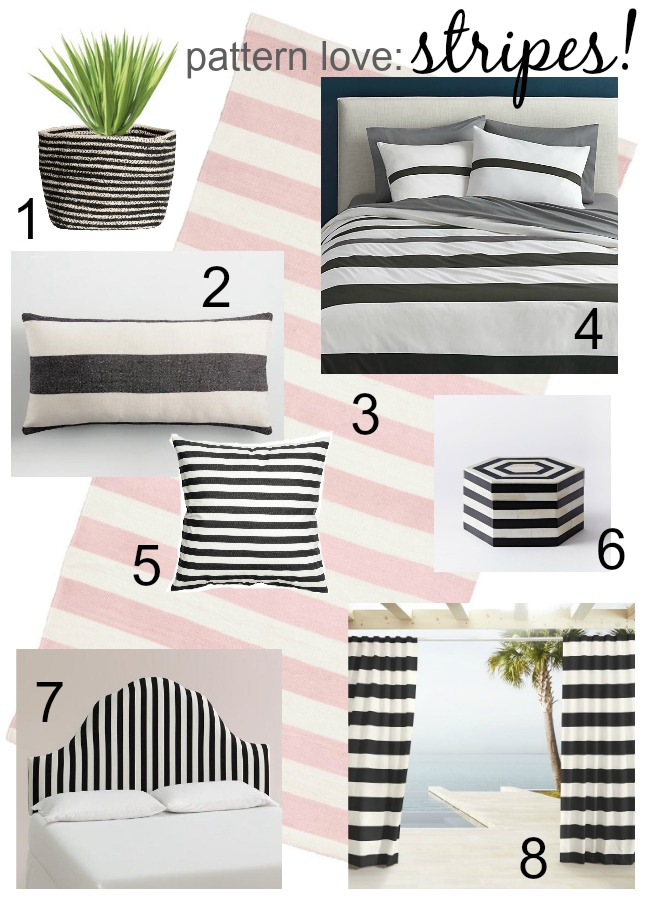 pattern love - stripes