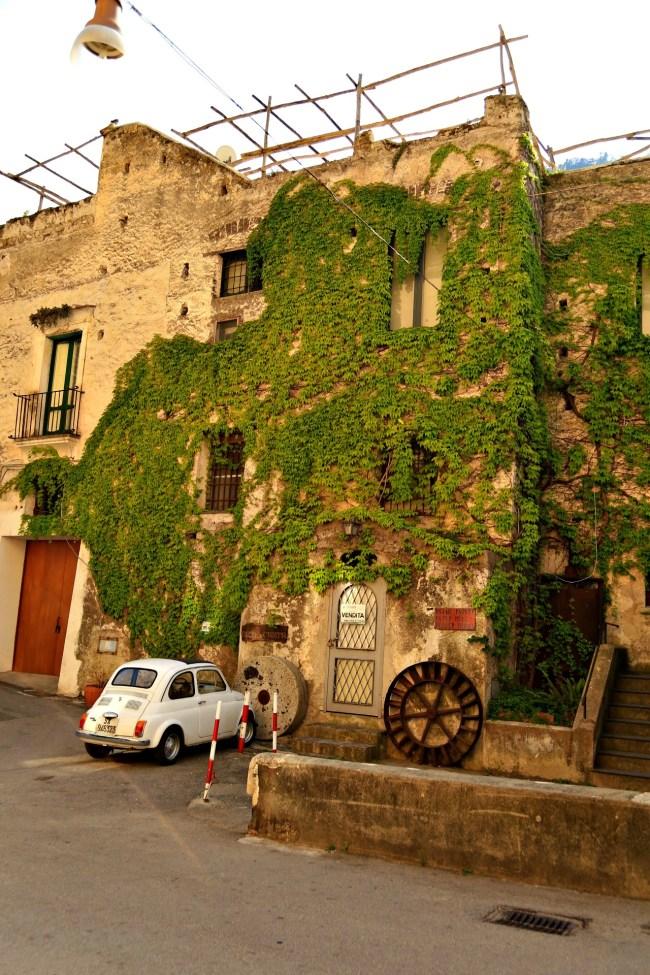 amalfi paper mill