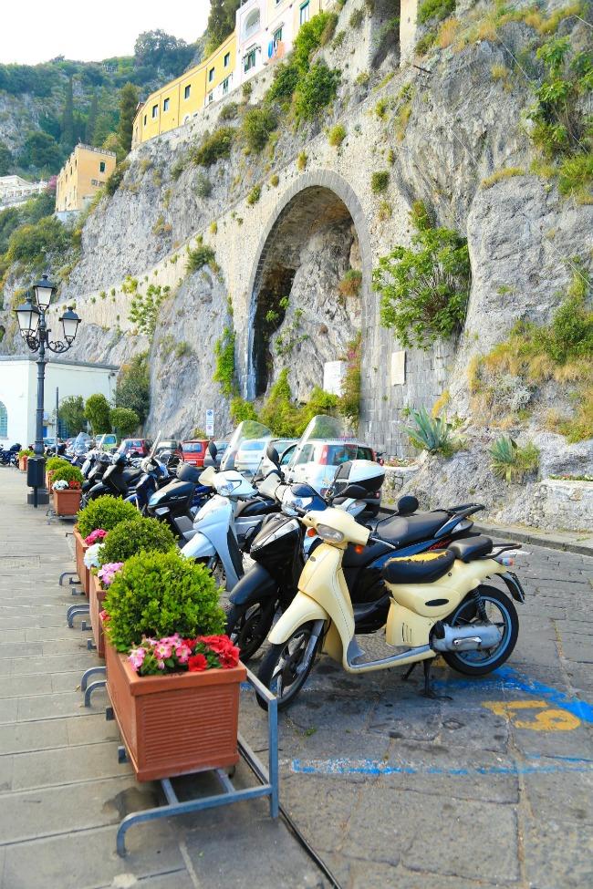 Trip Report: Rome & the Amalfi Coast