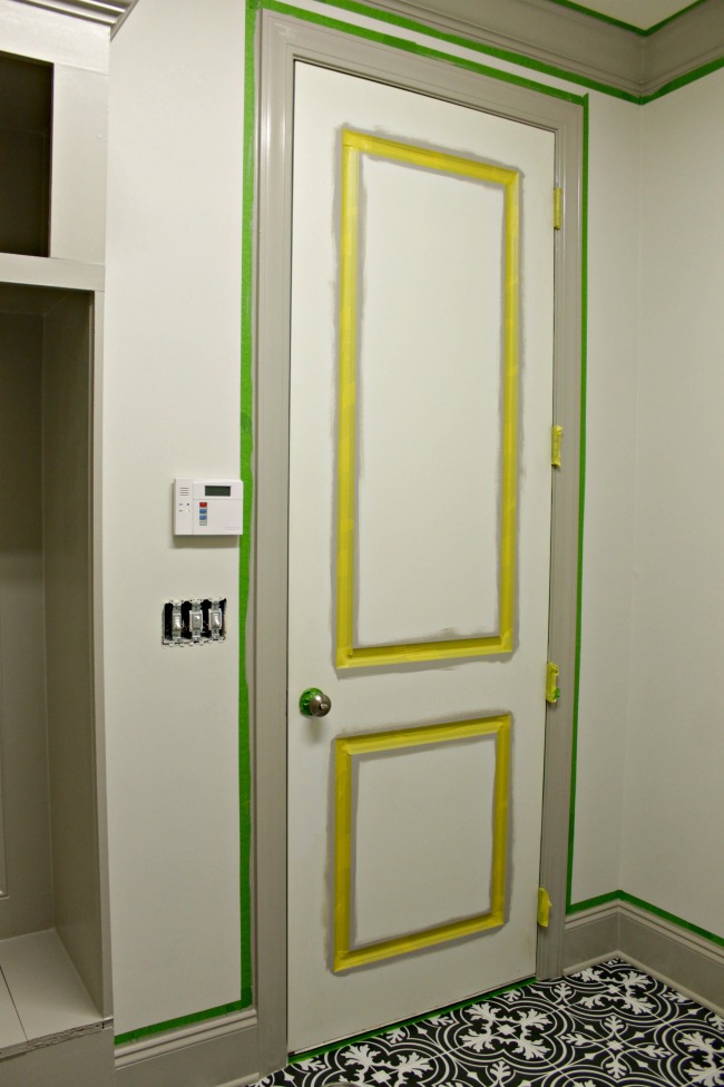 mudroom door