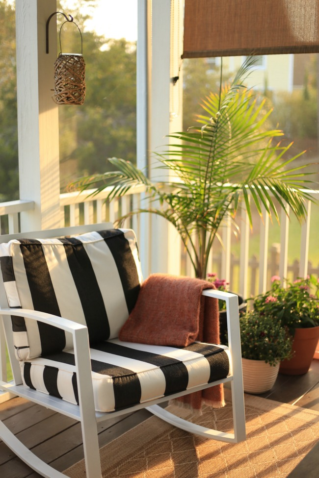 fall screen porch