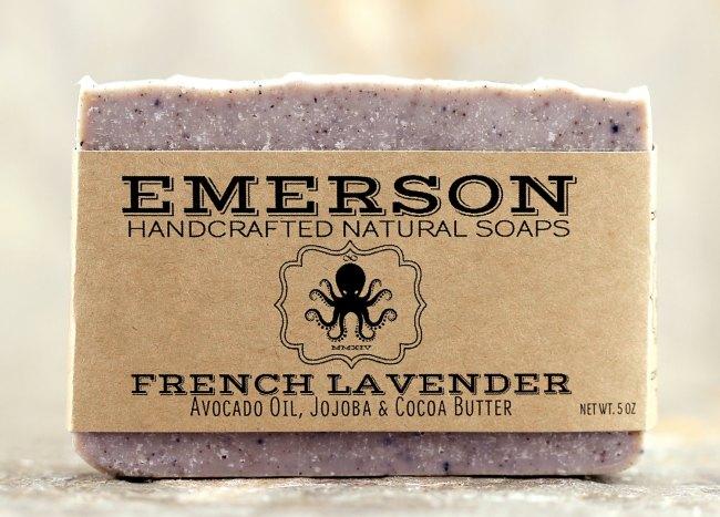 emerson soap