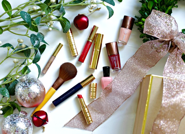 non toxic beauty gift guide