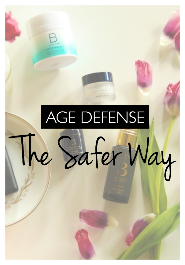 age defense the safer way