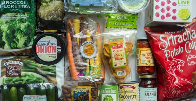 A Few of our Favorite Things: Trader Joe's Staples