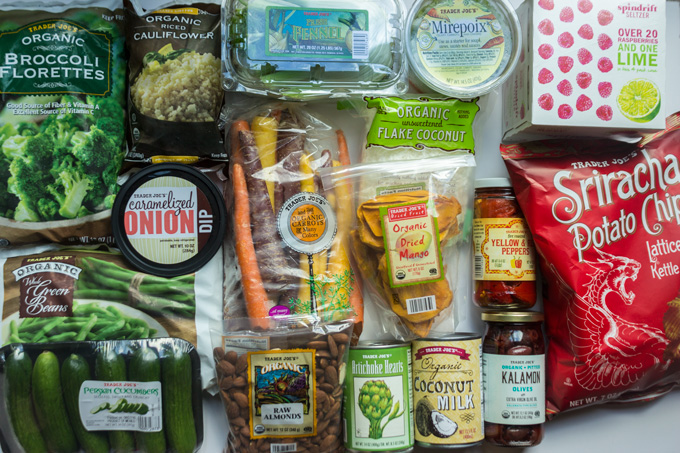 A Few of our Favorite Things: Trader Joes Staples