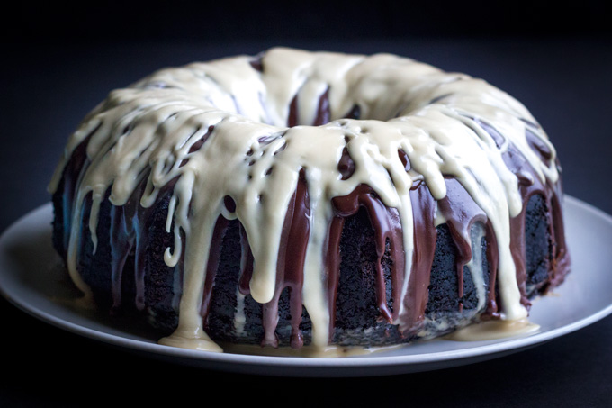 Irish Car Bomb Bundt Cake