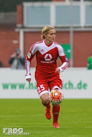 Saskia Bartusiak of FFC Frankfurt.